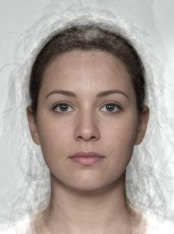 Average woman